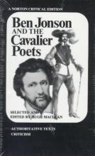 Ben Jonson,   Hugh MacLean Ben Jonson and the Cavalier Poets