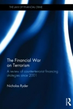 Ryder, Nicholas The Financial War on Terrorism
