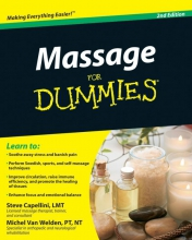 Steve Capellini,   Michel Van Welden Massage For Dummies