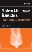 Schwierz, Frank Modern Microwave Transistors