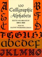 Solo, Dan X. 100 Calligraphic Alphabets
