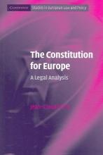Piris, Jean-Claude The Constitution for Europe