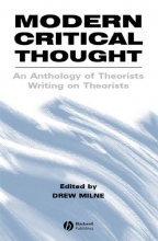 Milne, Drew Modern Critical Thought