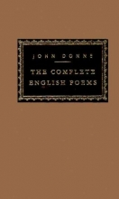 Donne, John The Complete English Poems