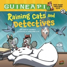 Venable, Colleen AF #05 Raining Cats and Detectives