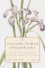 Laura Josephson Homeopathic Hdbk/Nat Remedies