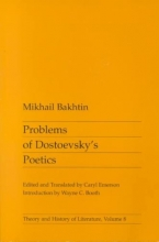 Bakhtin, M. M. Problems of Dostoevsky`s Poetics