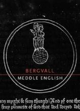 Bergvall, Caroline Meddle English