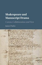 Purkis, James Shakespeare and Manuscript Drama