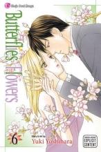 Yoshihara, Yuki Butterflies, Flowers, Vol. 6