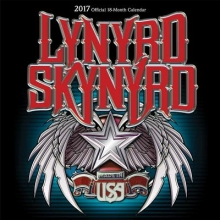 Browntrout Publishers, Inc Lynyrd Skynyrd 2017 Square