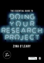 Zina O`Leary The Essential Guide to Doing Your Research Project