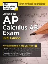 Kahn, David S. Cracking the AP Calculus AB Exam 2019