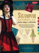 Crossland, Samantha R. Steampunk & Cosplay Fashion Design & Illustration