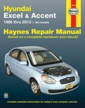 Haynes Publishing Hyundai Excel & Accent (86-13)