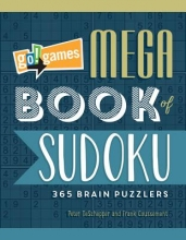 De Schepper, Peter,   Coussement, Frank Go! Games Mega Book of Sudoku
