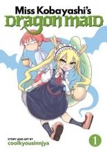 Coolkyousinnjya Miss Kobayashi`s Dragon Maid 1