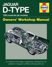 Chas Parker Jaguar D-Type Owners` Workshop Manual