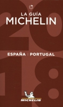 Michelin Michelingids Espagna & Portugal 2018