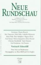 Neue Rundschau 2004/3