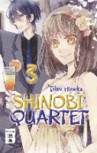 Himuka, Tohru Shinobi Quartet 03