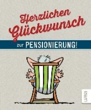 Butschkow, Peter Herzlichen Glückwunsch zur Pensionierung!