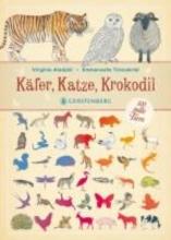 Aladijdi, Virginie Kfer, Katze, Krokodil