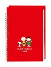 Peanuts Familienplaner Buch A5 2016