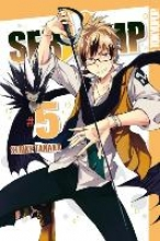 Tanaka, Strike Servamp 05