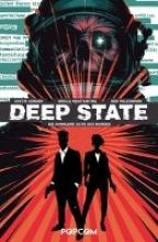 Jordan, Justin Deep State 01 - Die dunklere Seite des Mondes