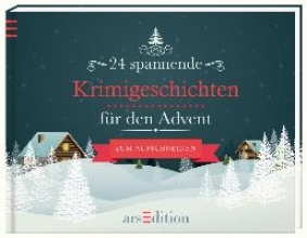24 spannende Krimigeschichten fr den Advent