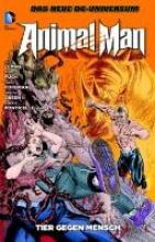 Lemire, Jeff Animal Man 02. Tier gegen Mensch