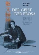 Hirotsu, Kazuo Der Geist der Prosa