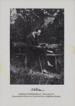 Schmid, Adolf Rilke in Bad Rippoldsau 1909 und 1913