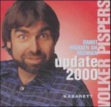 Pispers, Volker Update 2000 ( Damit müssen Sie rechnen). 2 CDs