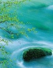 Flowing Waters Blankbook