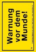 Sydow, René Warnung vor dem Munde!