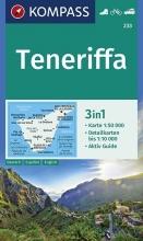 , Teneriffa 1:50 000