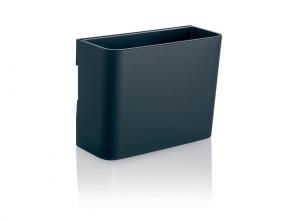 , Pennenbak M Sigel             voor glasborden van 3 tot 5mm                               antraciet 120x94x51mm bevestig