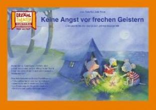 Scheffler, Ursel Kamishibai: Keine Angst vor frechen Geistern