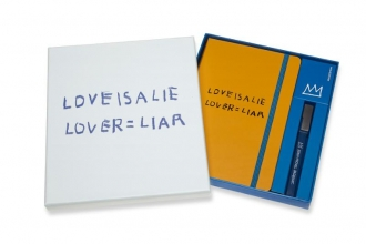 , Moleskine LE Notitieboek Basquiat Large (13x21cm) Gelinieerd Collectors Edition