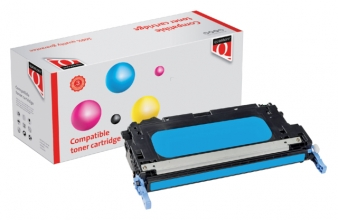 , Tonercartridge Quantore HP Q6471A 502A blauw