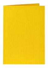 , Correspondentiekaart Papicolor dubbel 105x148mm Dottergeel