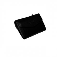 , Portemonnee Tony Perotti Furbo RFID  leer zwart