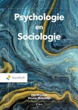 Wouter Molendijk Ella Wijsman, Psychologie en Sociologie