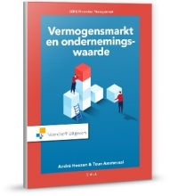 André  Heezen, Teun  Ammeraal De financiële functie: Vermogensmarkt en ondernemingswaarde