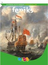 Frank Tang Cor van der Heijden  Idzard van Manen  Anjo Roos  Frouke Schrijver, Feniks Leesboek 2 havo/vwo