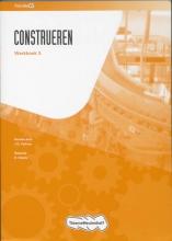 J.G.  Verhaar TransferW construeren 3 Werkboek