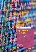 Big data en het recht