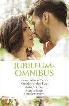 Julia  Burgers-Drost, Greetje van den Berg, Anke de Graaf, Simone  Foekens Jubileumomnibus 136
